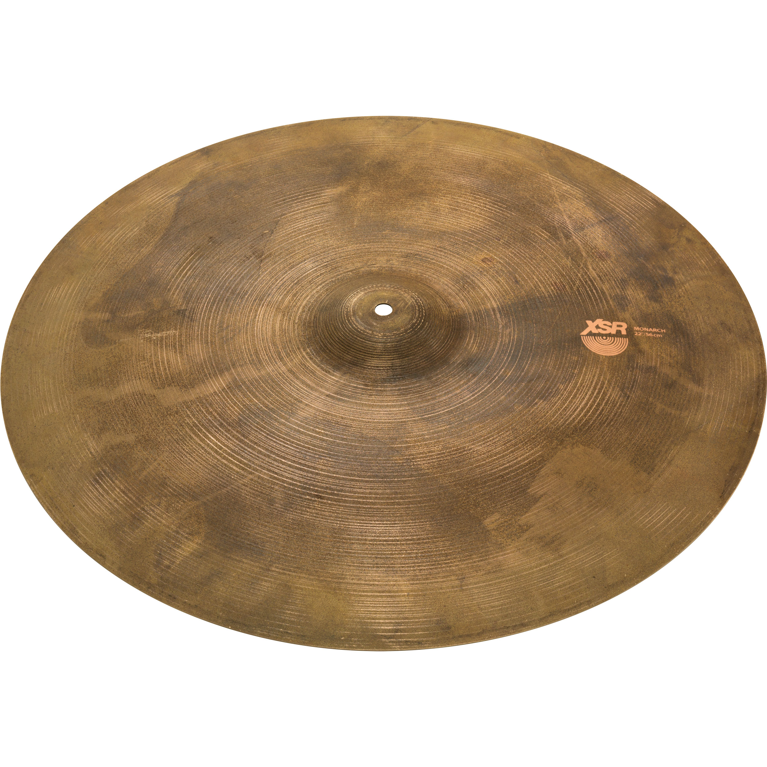 """Sabian 22"""" Big and Ugly XSR Monarch Ride Cymbal"""