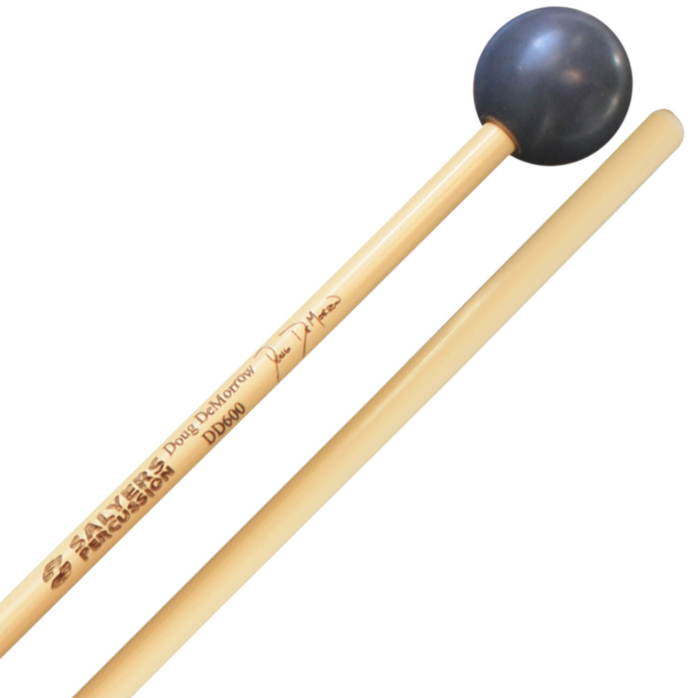 Salyers Percussion Doug DeMorrow Weighted PVC Xylophone/Bell Mallets