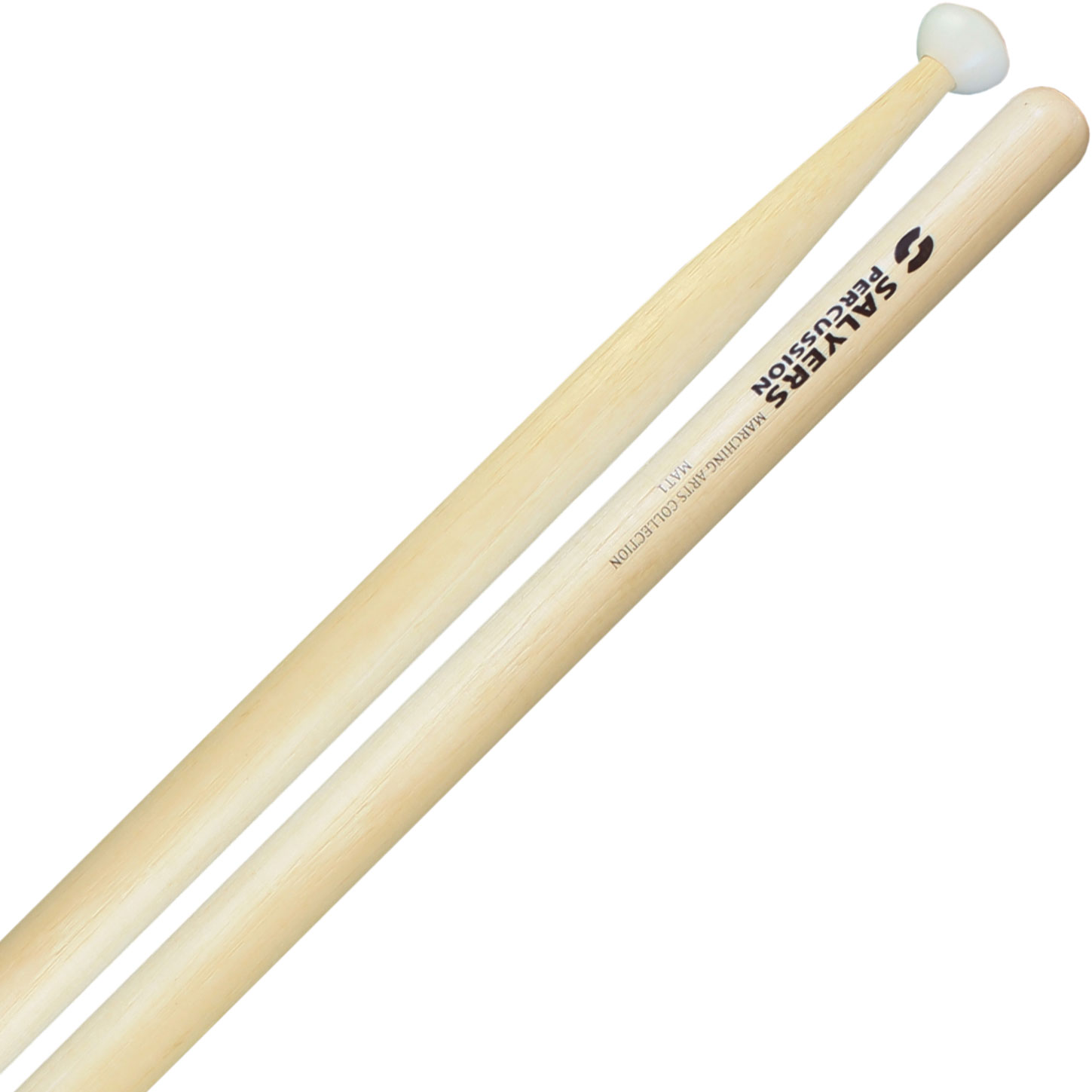 Salyers Percussion Marching Arts Collection Double Sided Marching Tenor Mallets
