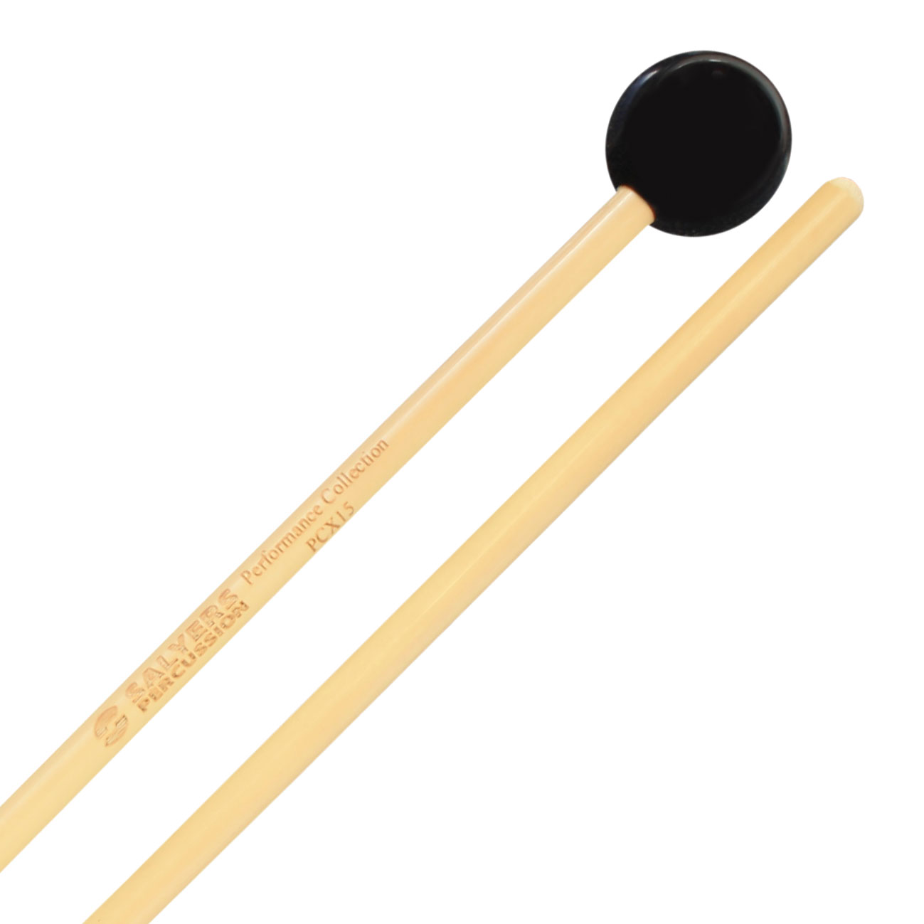 "Salyers Percussion Performance Collection 1 1/8"" Phenolic Bell Mallets"