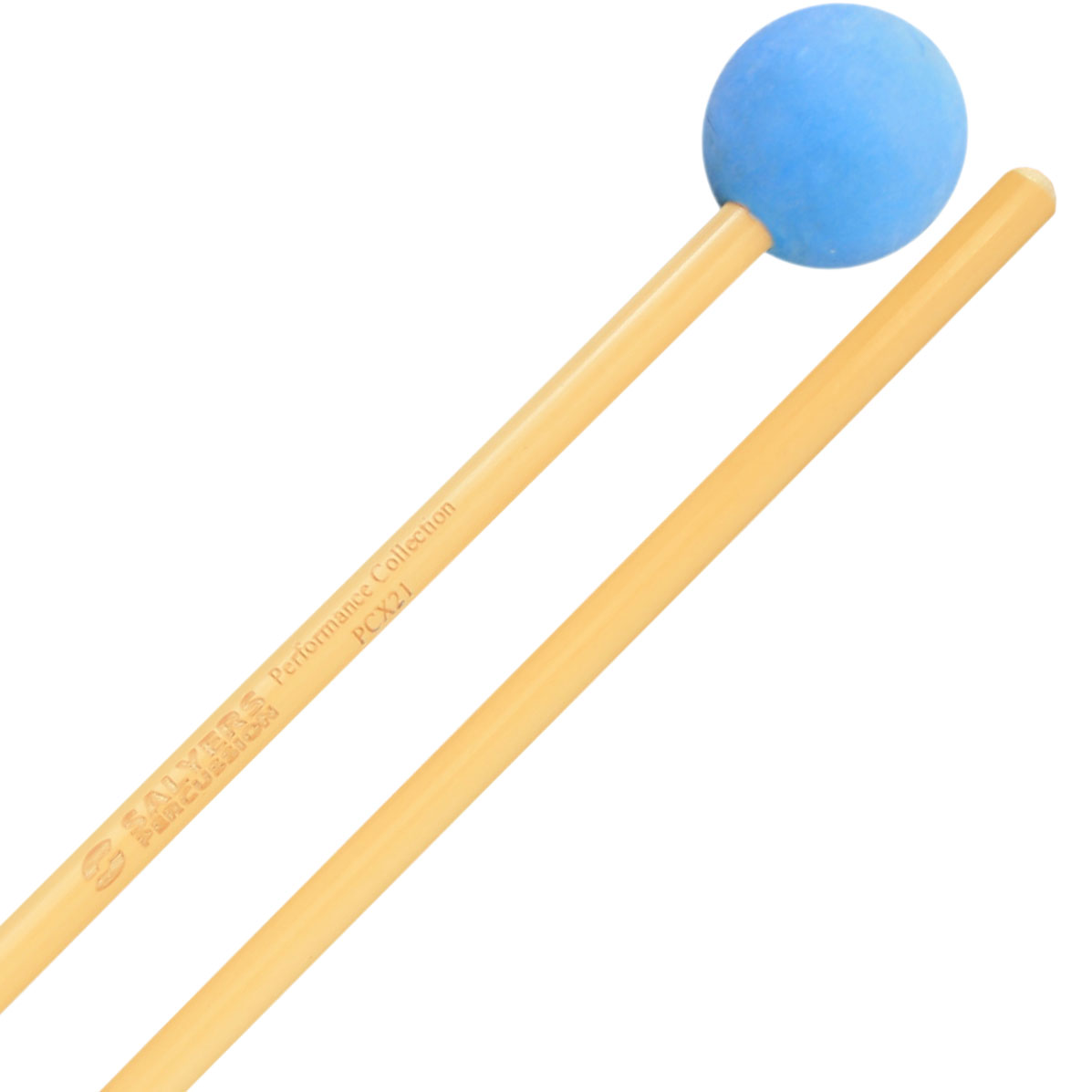 """Salyers Percussion Performance Collection 1.25"""" Hytrel Xylophone Mallets"""