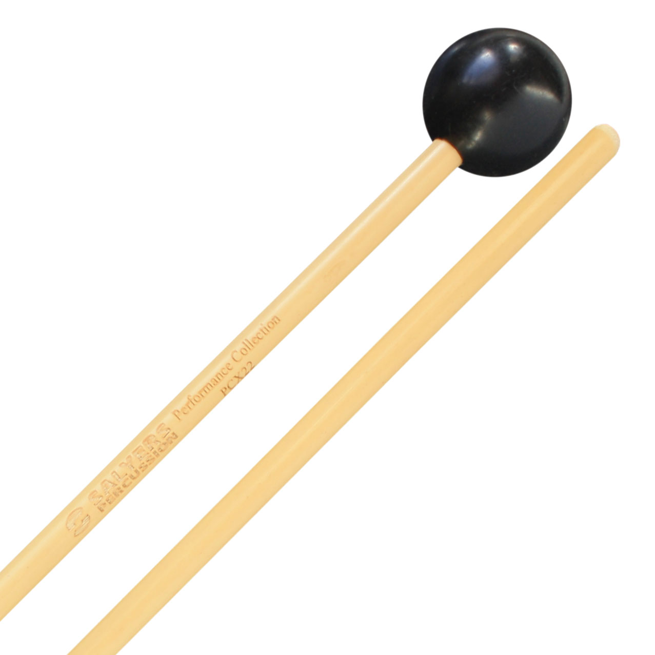 "Salyers Percussion Performance Collection 1.25"" Poly Ball Xylophone/Bell Mallets"