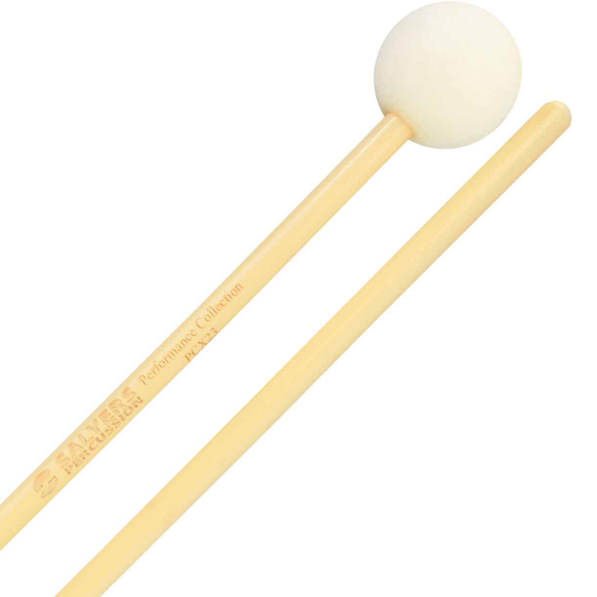 "Salyers Percussion Performance Collection 1.25"" Nylon Xylophone/Bell Mallets"