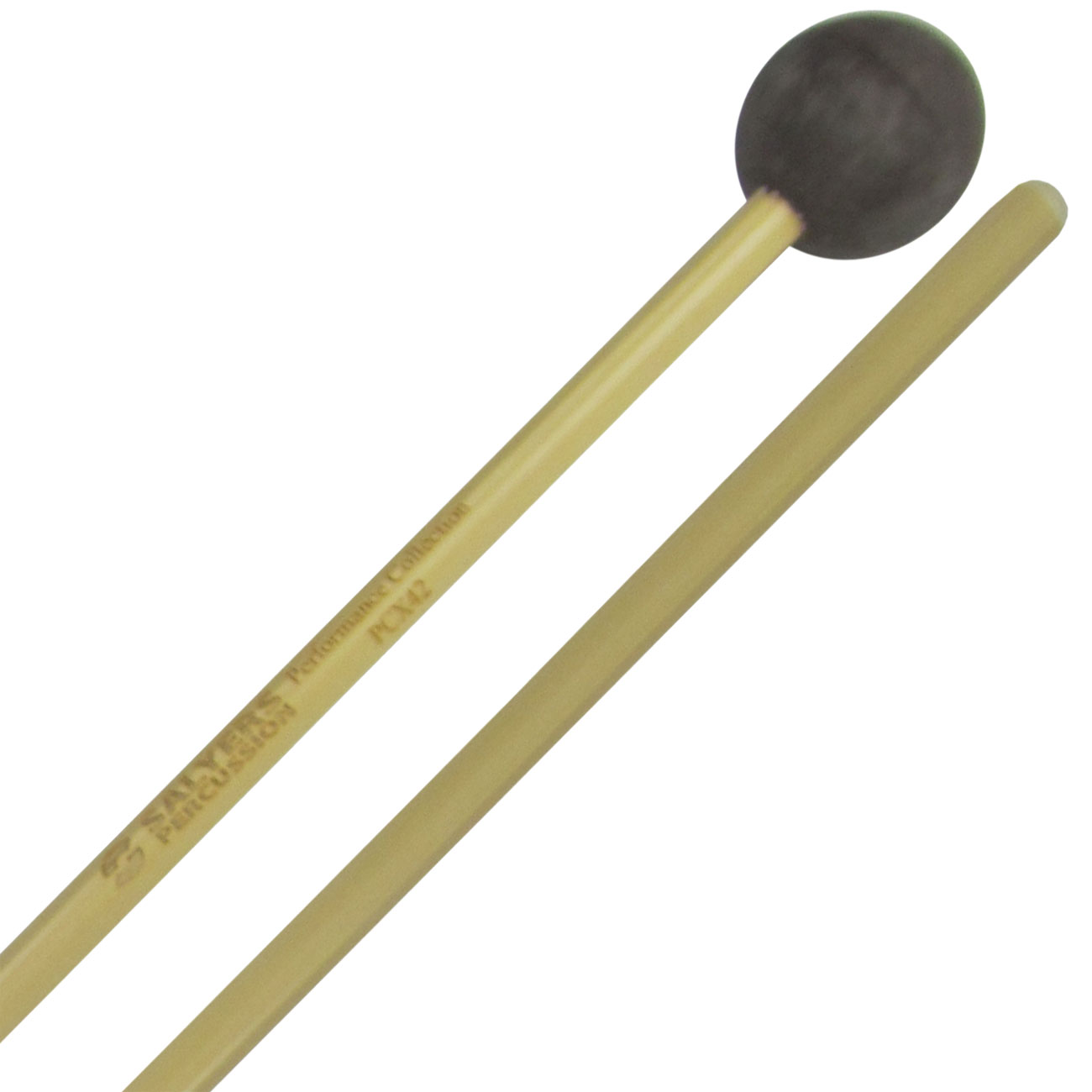 Salyers Percussion Performance Collection Medium Rubber Xylophone Mallets