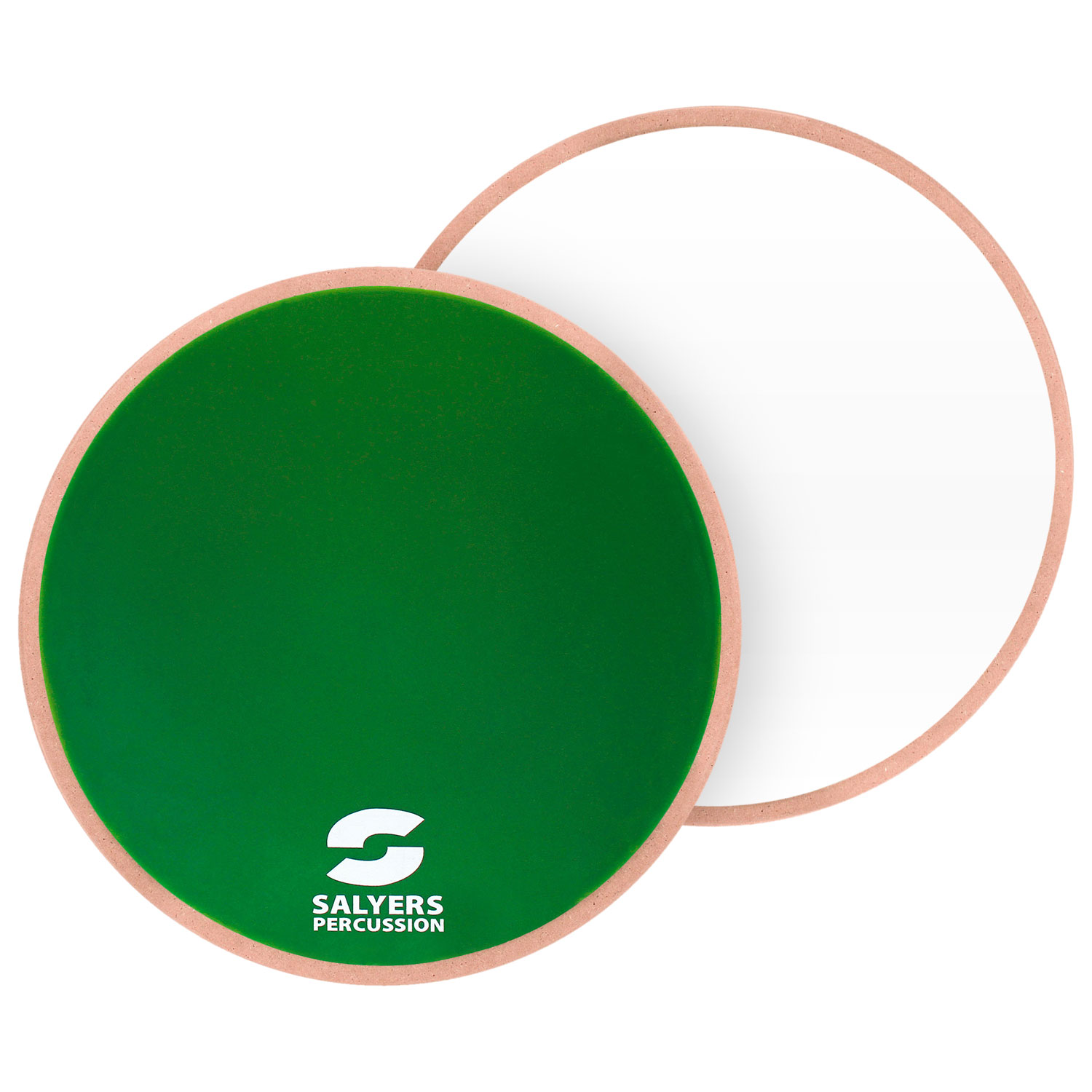 """Salyers Percussion 12"""" Double Sided Silicone Practice Pad"""