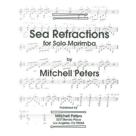 Sea Refractions by Mitchell Peters