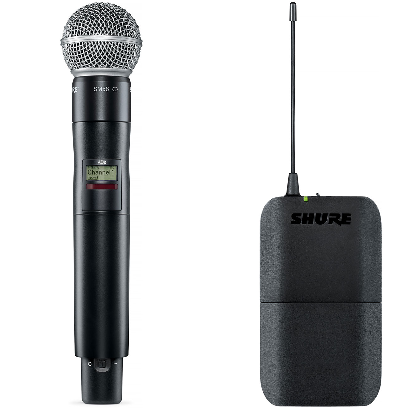 Shure BLX Handheld Transmitter with SM58 Microphone