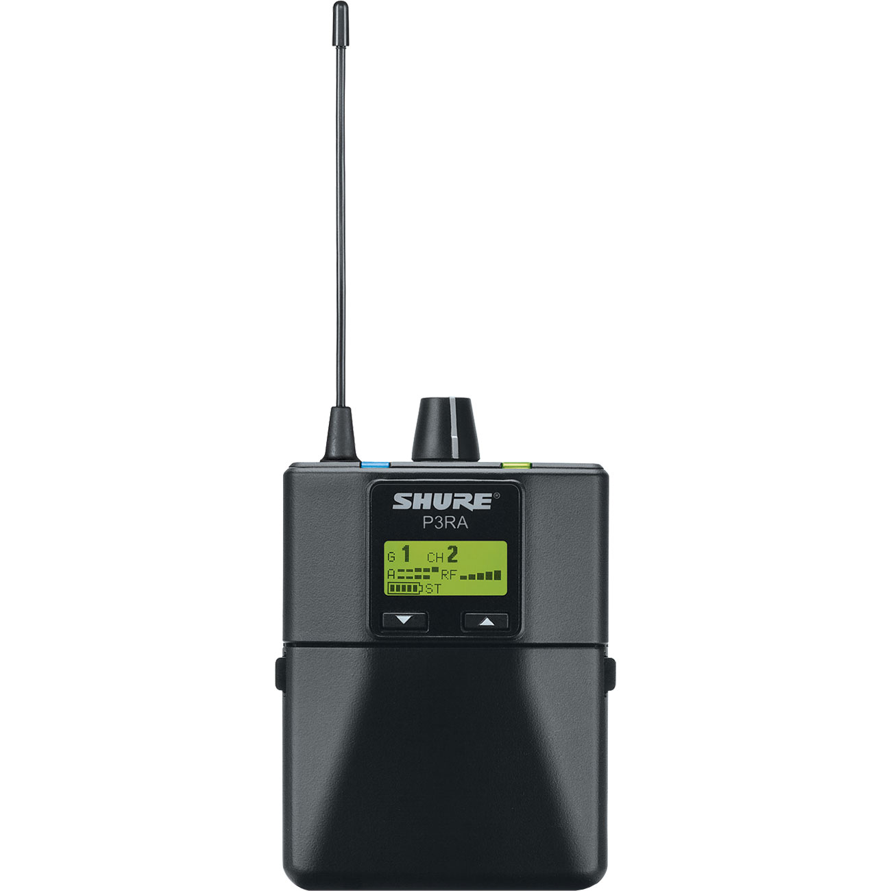 Shure PSM300 Professional Wireless In-Ear Monitor Rechargeable Bodypack Receiver
