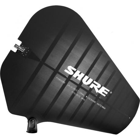 Shure Passive Directional Antenna (470-952 MHz), 10' BNC/BNC Cable