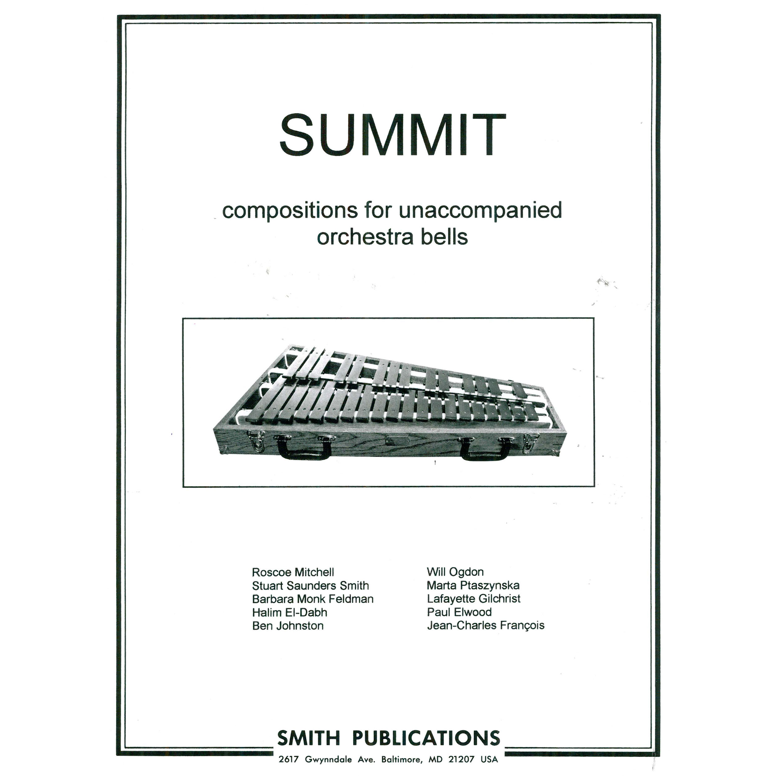 Summit: Compositions for Orchestra Bells by Various