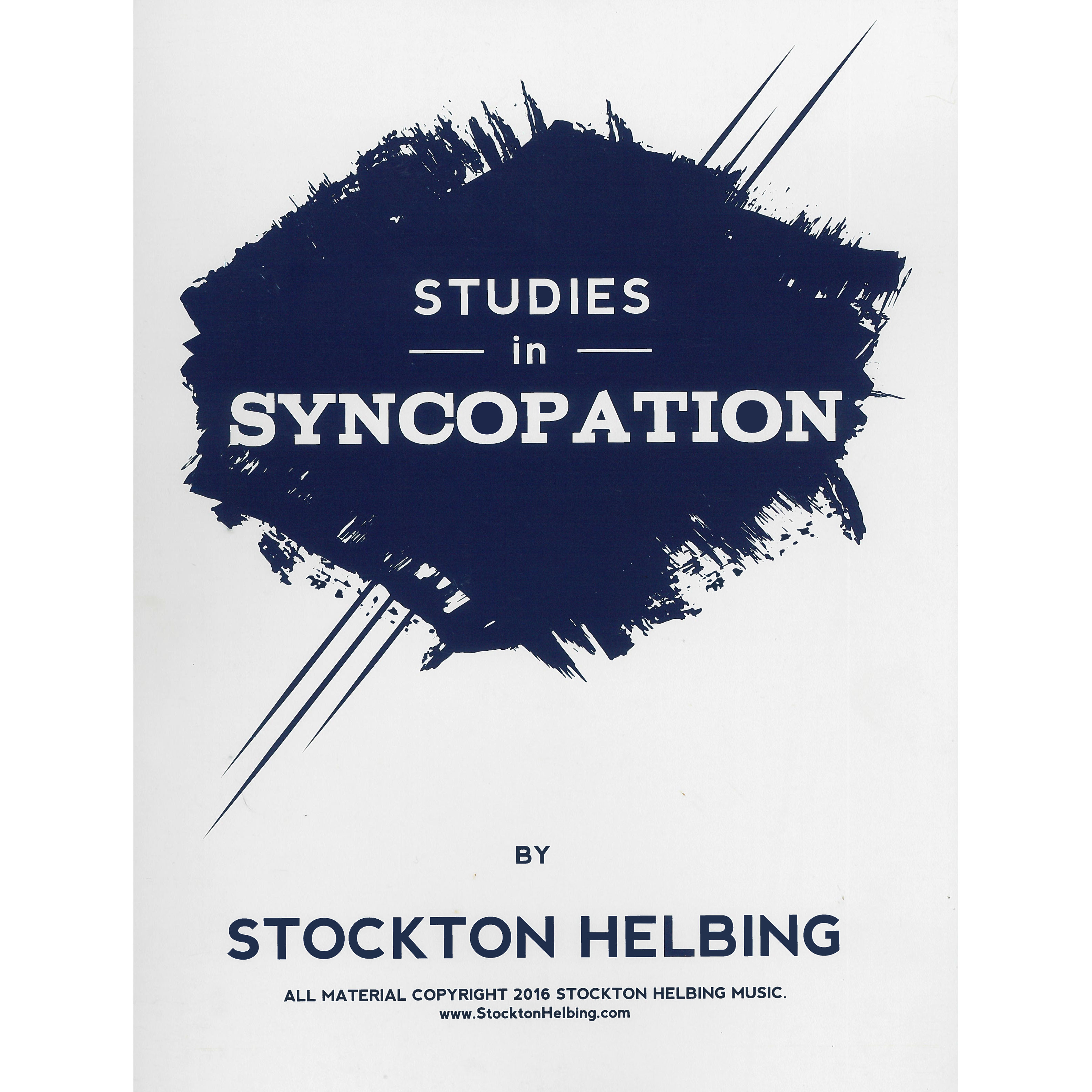 Studies in Syncopation by Stockton Helbing
