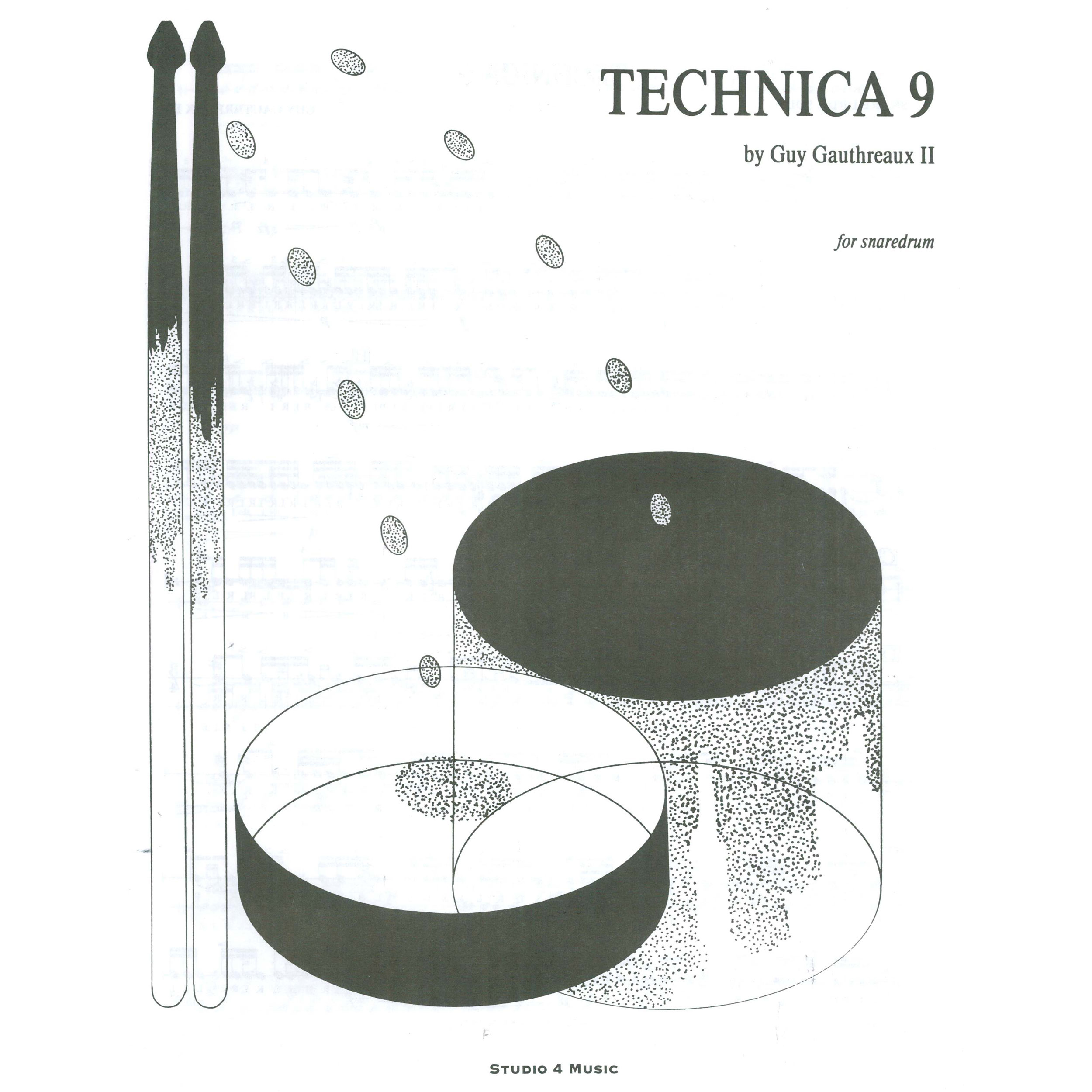 Technica 9 by Guy Gauthreaux