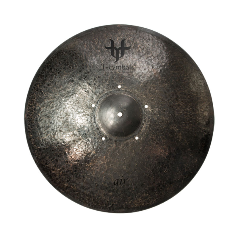 """T-Cymbals 24"""" Air Ride Cymbal"""
