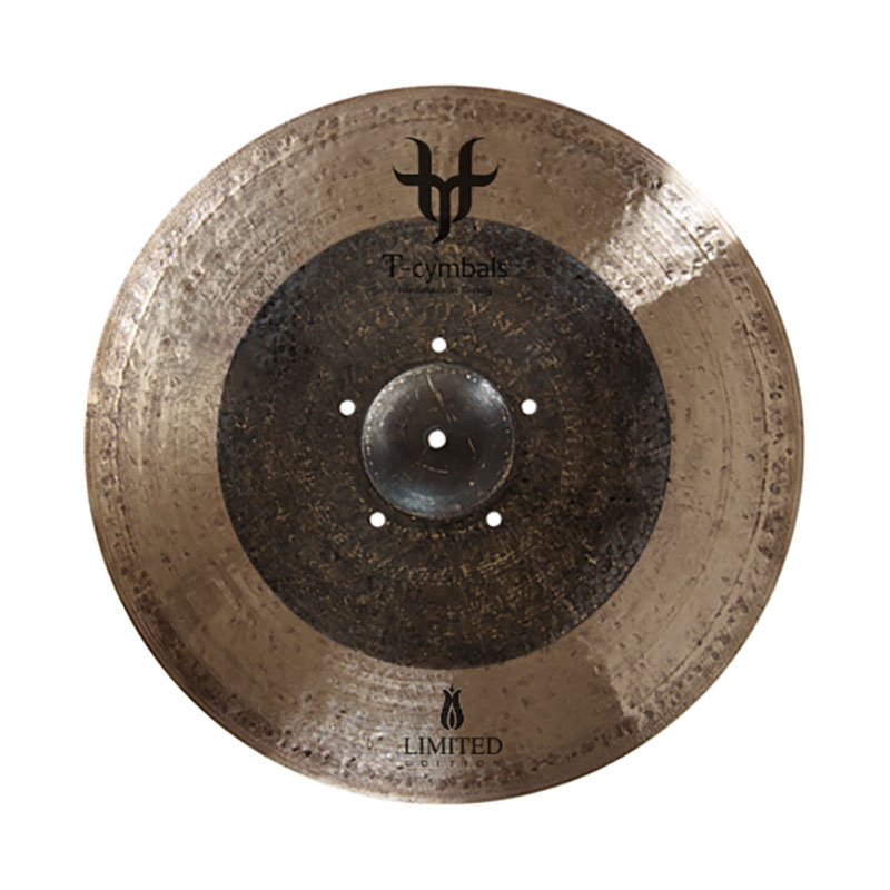 """T-Cymbals 21"""" Limited Edition Ride Cymbal"""