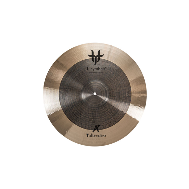 "T-Cymbals 16"" Alternative Light Crash Cymbal"