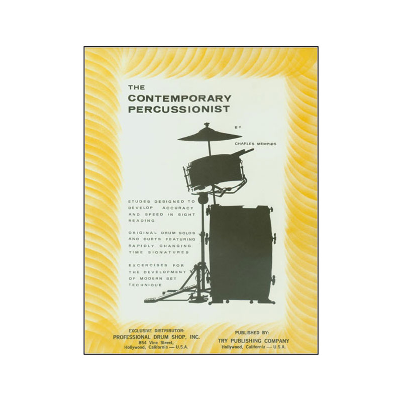The Contemporary Percussionist by Charles Memphis