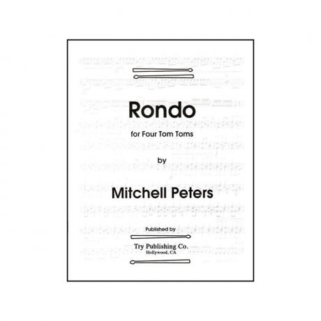 Rondo by Mitchell Peters