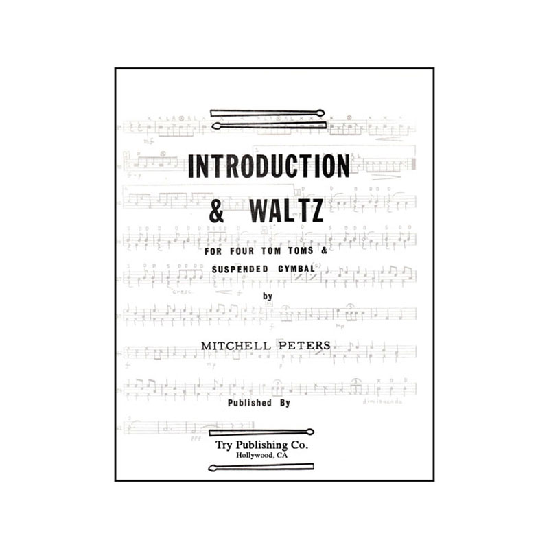 Introduction and Waltz by Mitchell Peters
