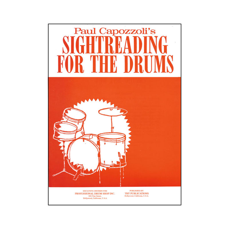 Sightreading for the Drums by Paul Capozzoli