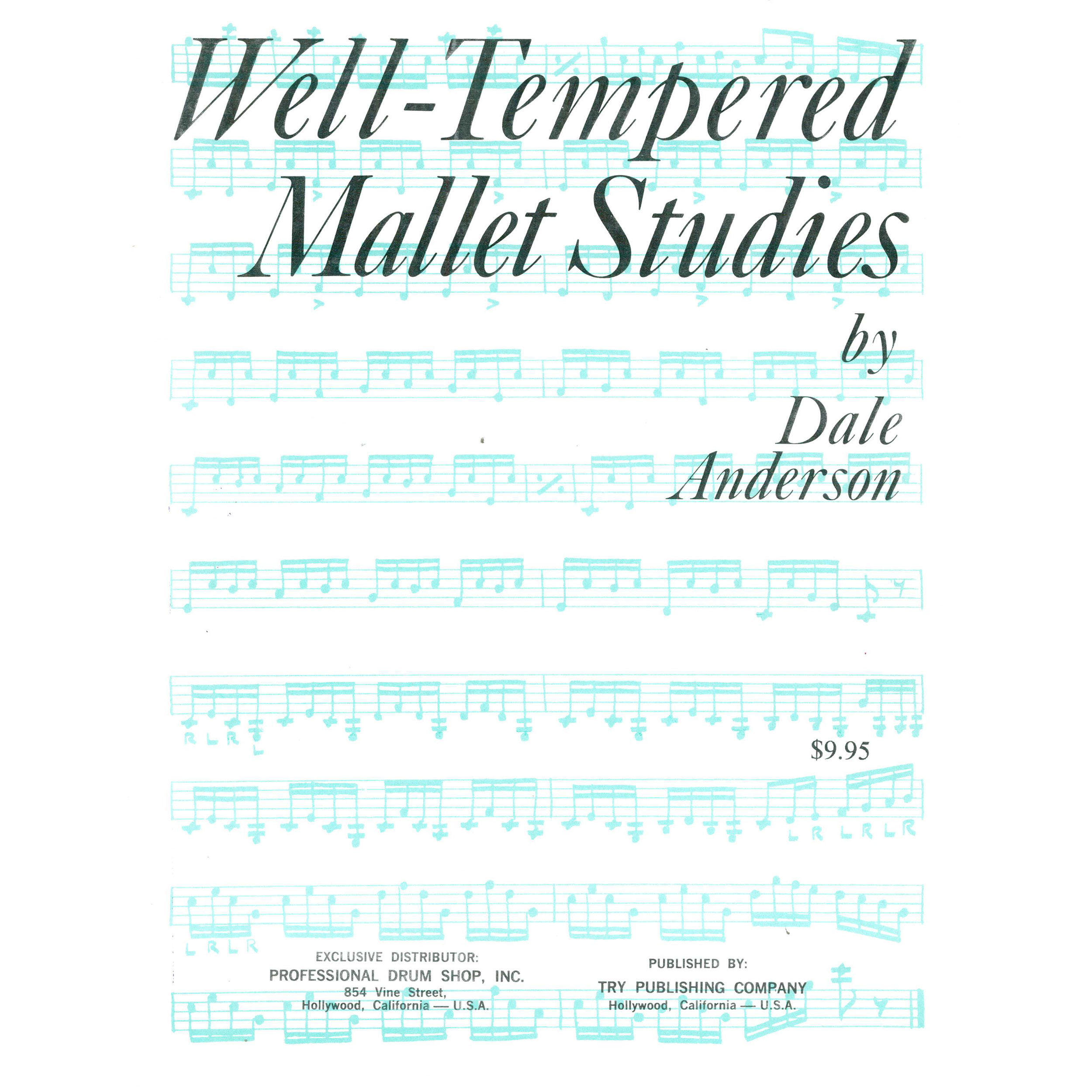 Well-Tempered Mallet Studies by Dale Anderson