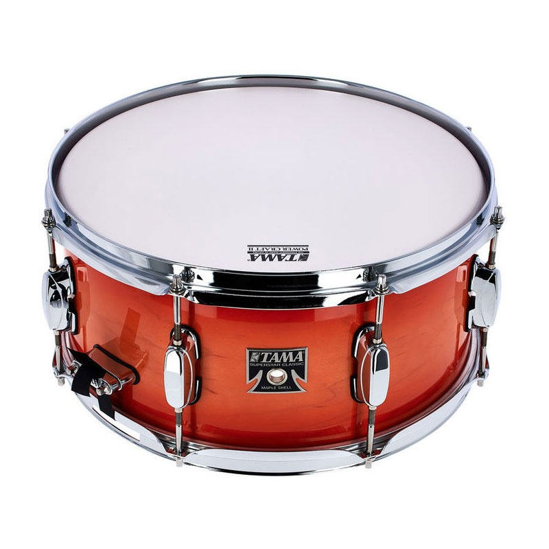 "Tama 6.5"" x 14"" Superstar Classic Snare Drum in Lacquer Finish"
