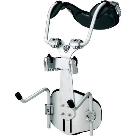 Tama Silver Armor Marching Bass Carrier