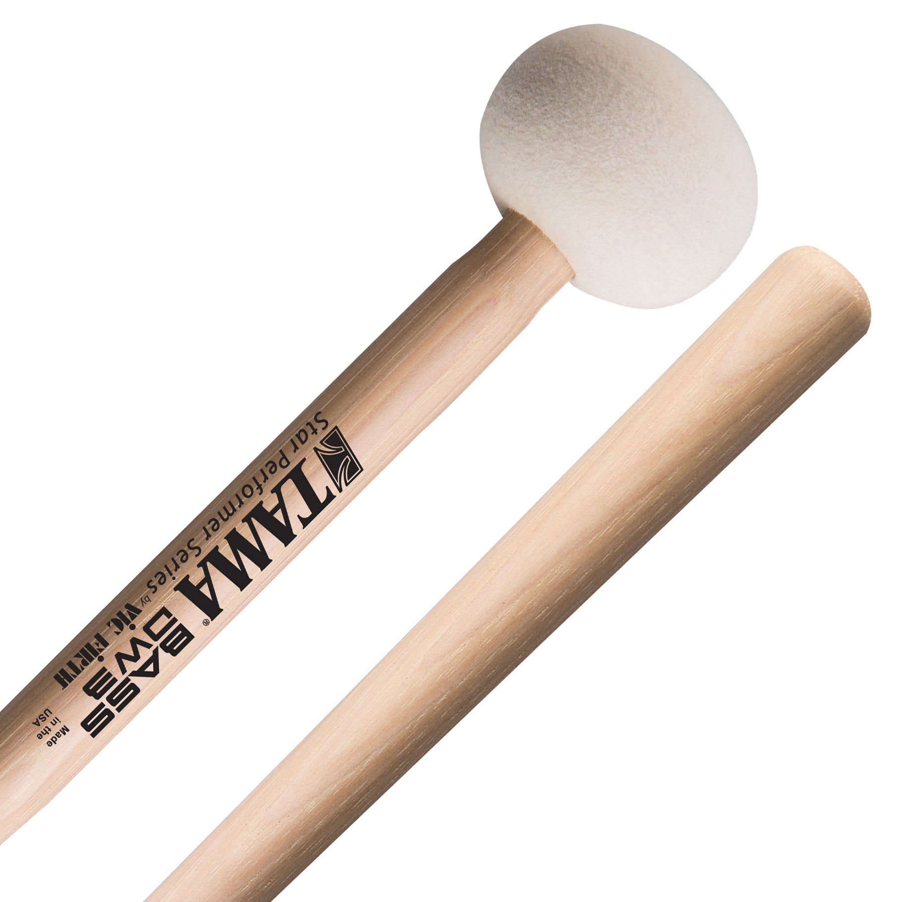 Tama DW3 Star Performer Marching Bass Mallets