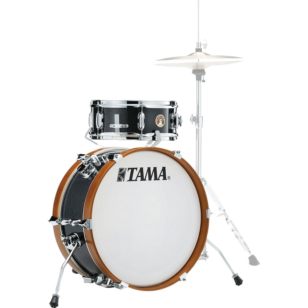 "Tama Club-Jam Mini 2-Piece Drum Set Shell Pack (18"" Bass, 12"" Snare)"