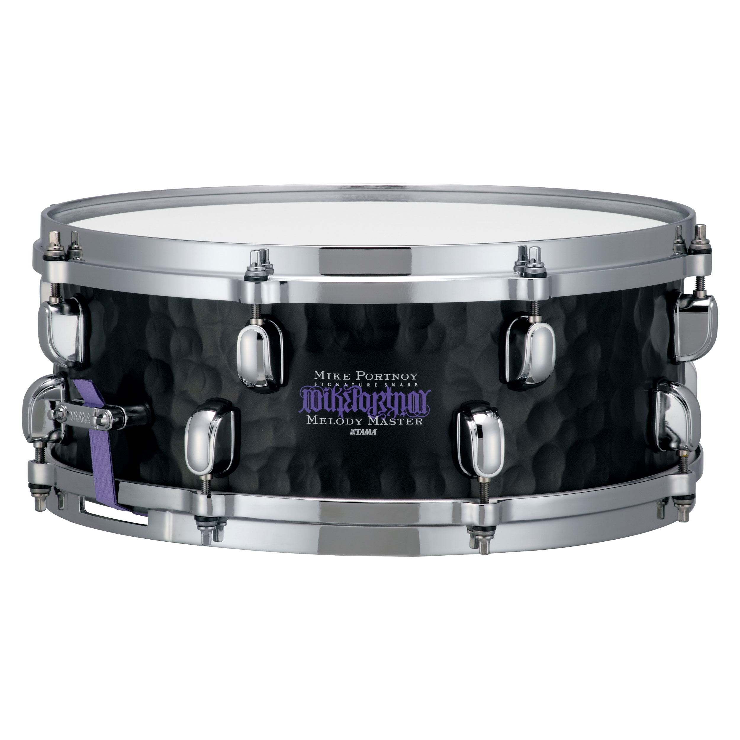 "Tama 5.5"" x 14"" Mike Portnoy Signature Steel Snare Drum"