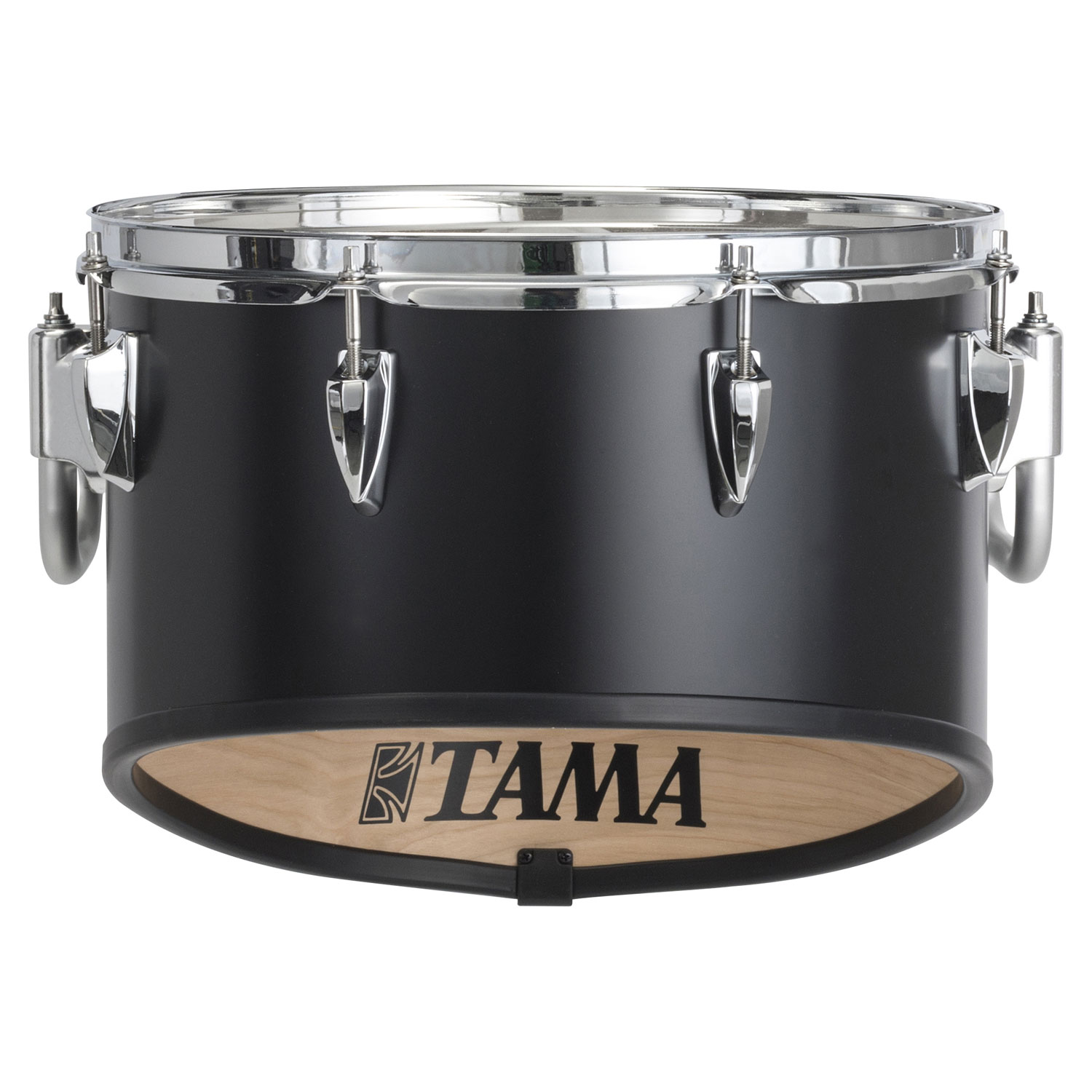 "Tama 14"" StarLight Individual Marching Tom in Satin Black Lacquer"