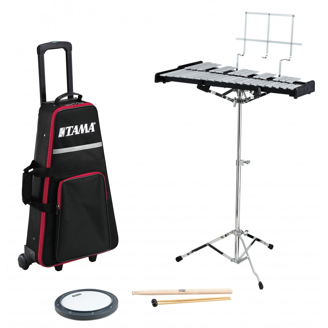 Tama Bell Kit with Stand and Rolling Bag