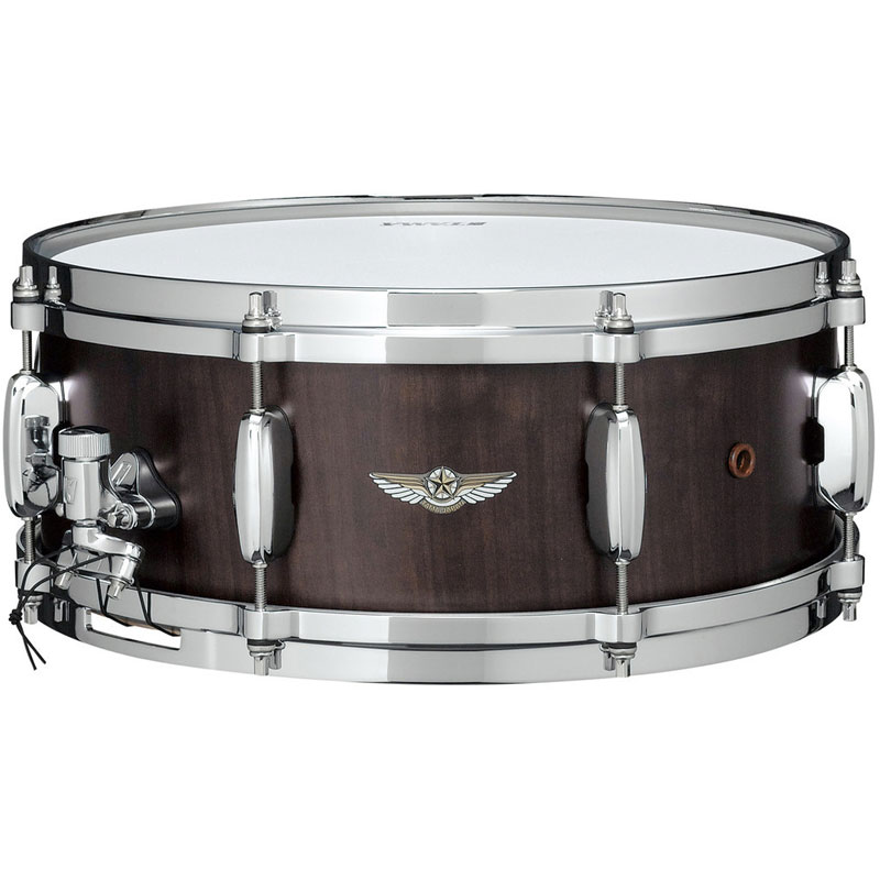 "Tama 6.5"" x 14"" Star Walnut Snare Drum"