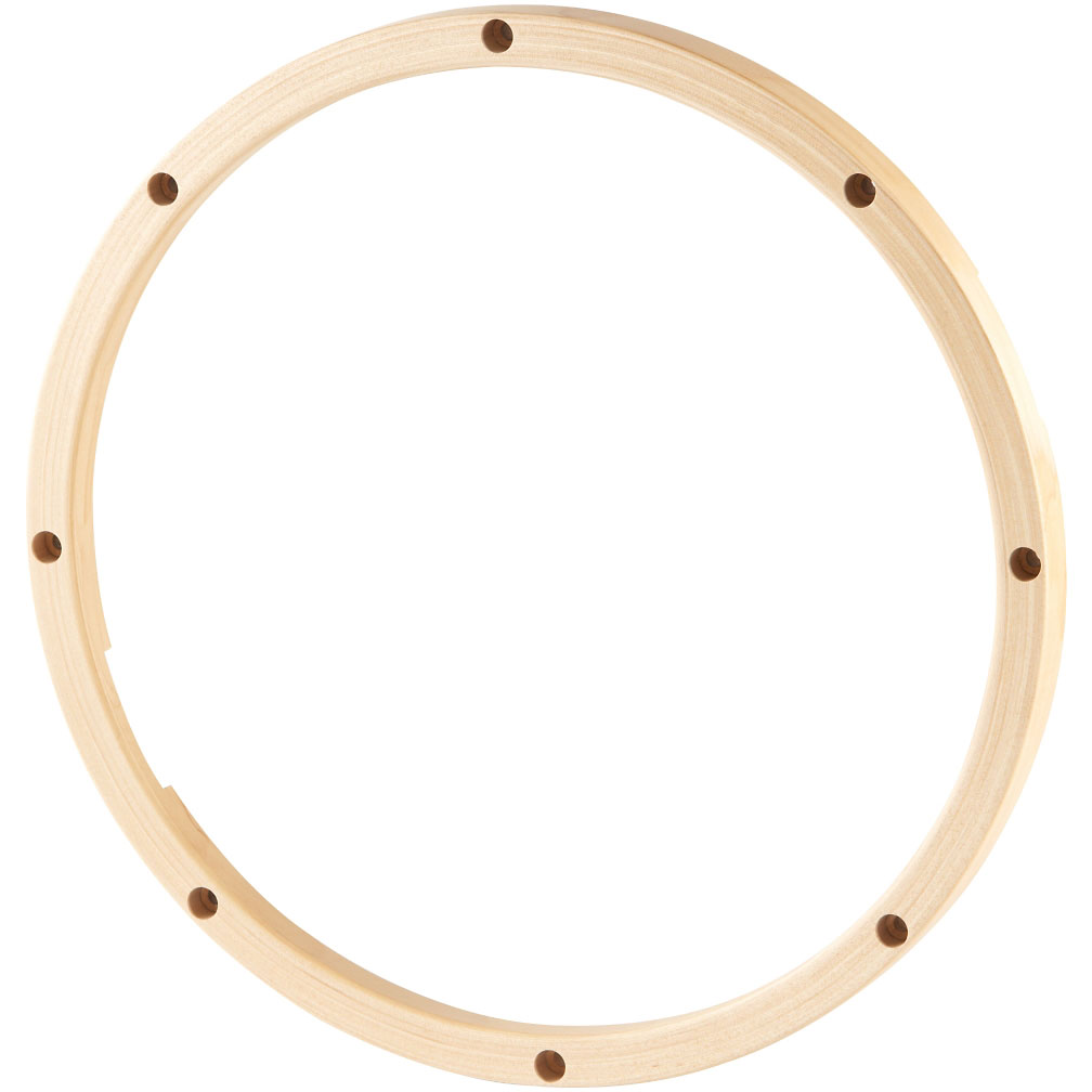 "Tama 14"" 8-Hole Wood Hoop for Snare Side (Bottom)"