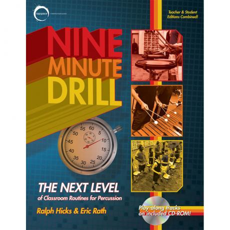 Nine Minute Drill by Ralph Hicks and Eric Rath