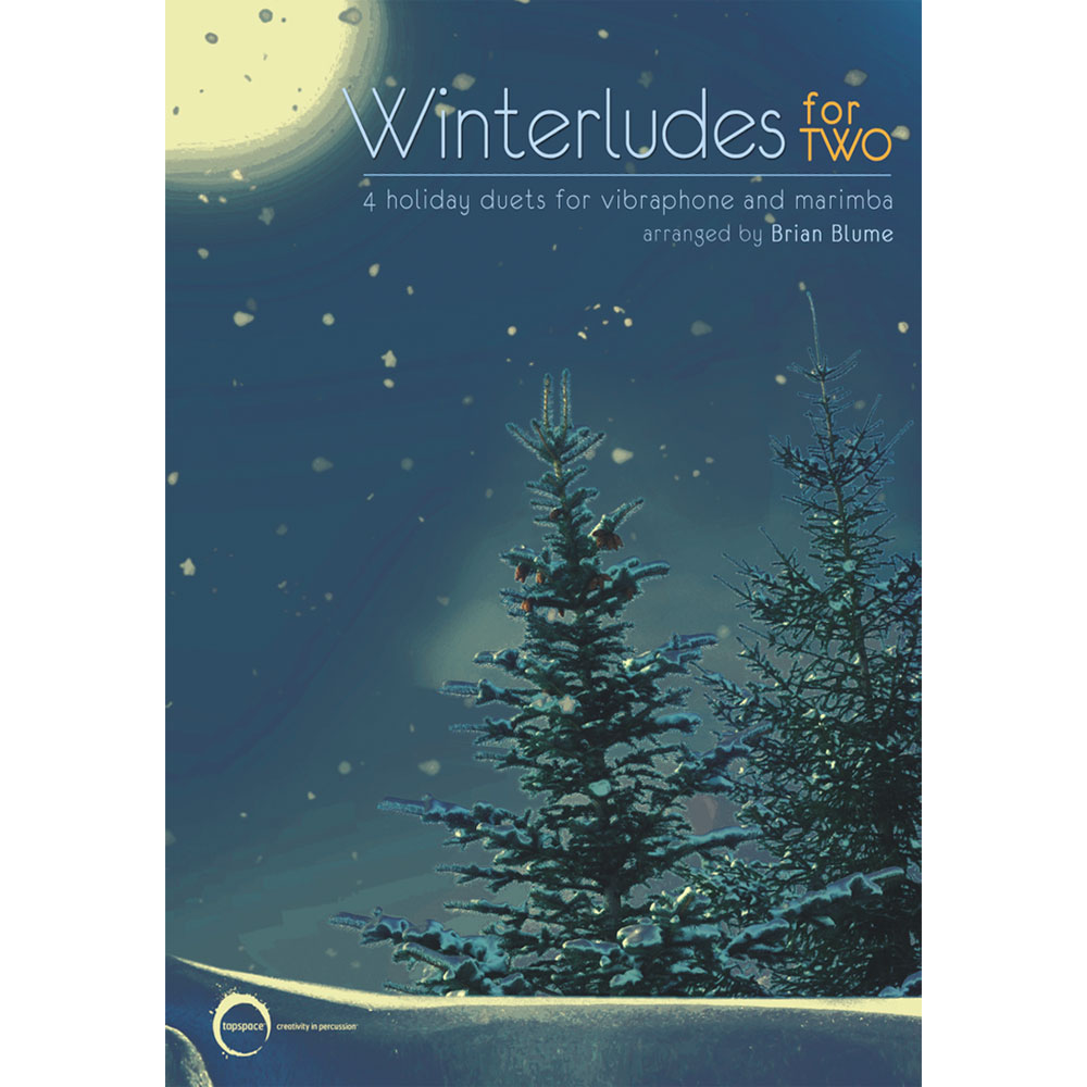 Winterludes For Two by Brian Blume