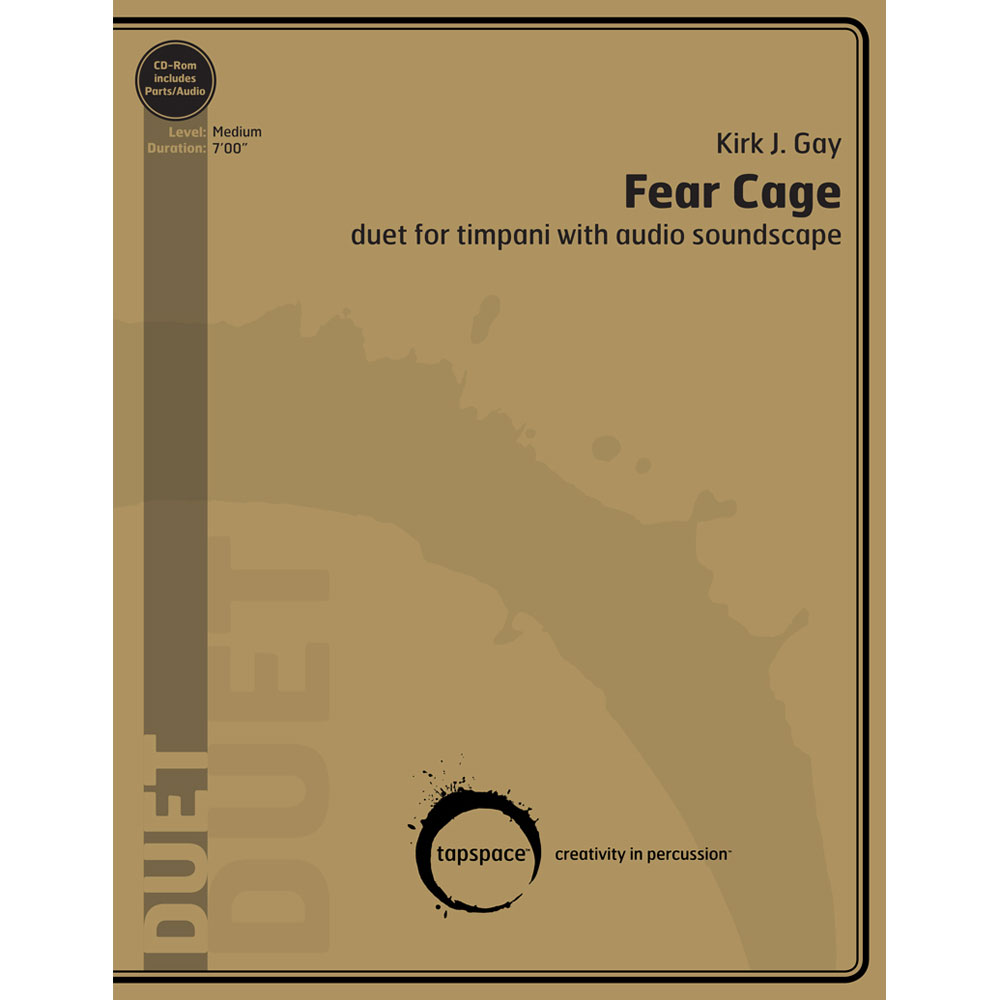 Fear Cage by Kirk J. Gay