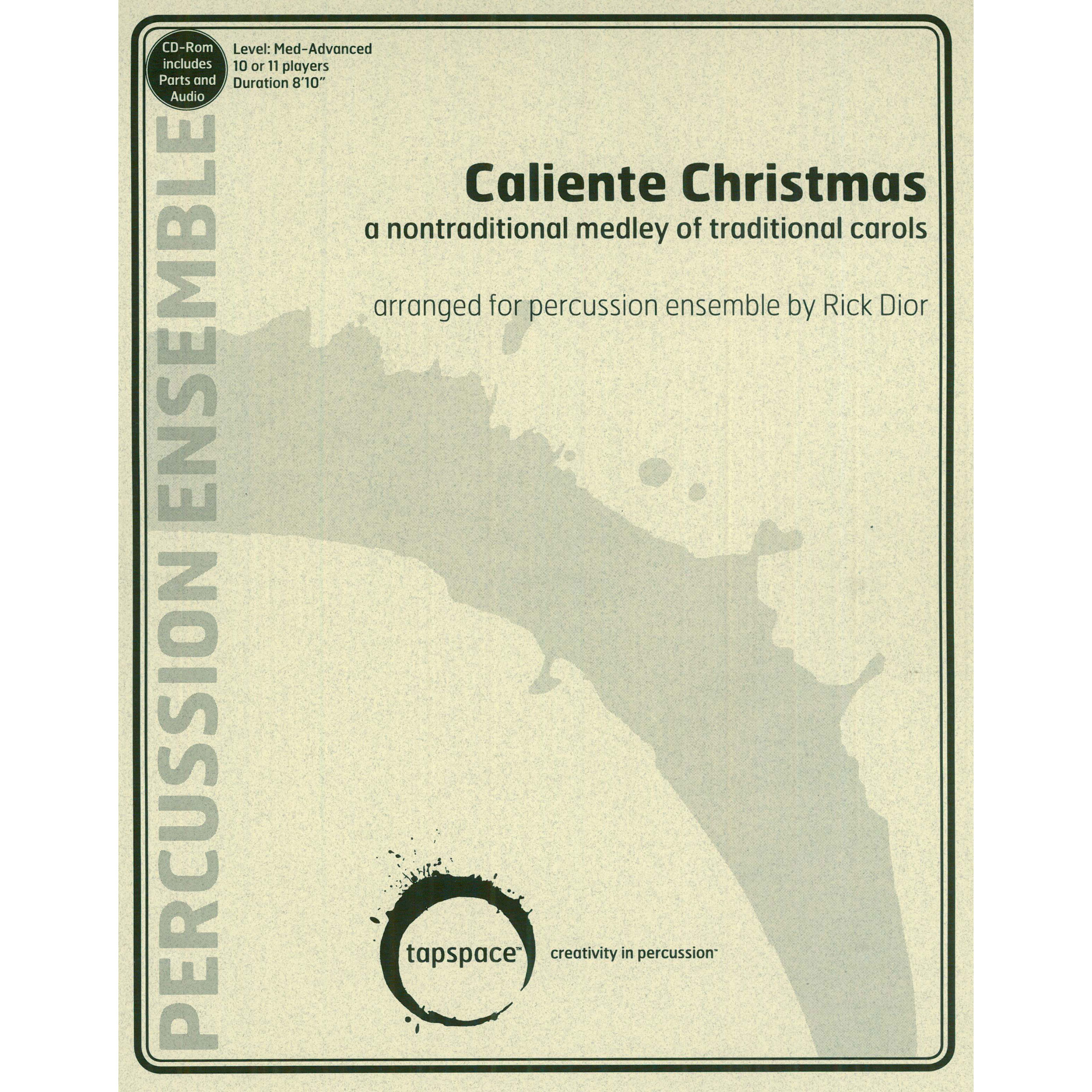 Caliente Christmas by Rick Dior