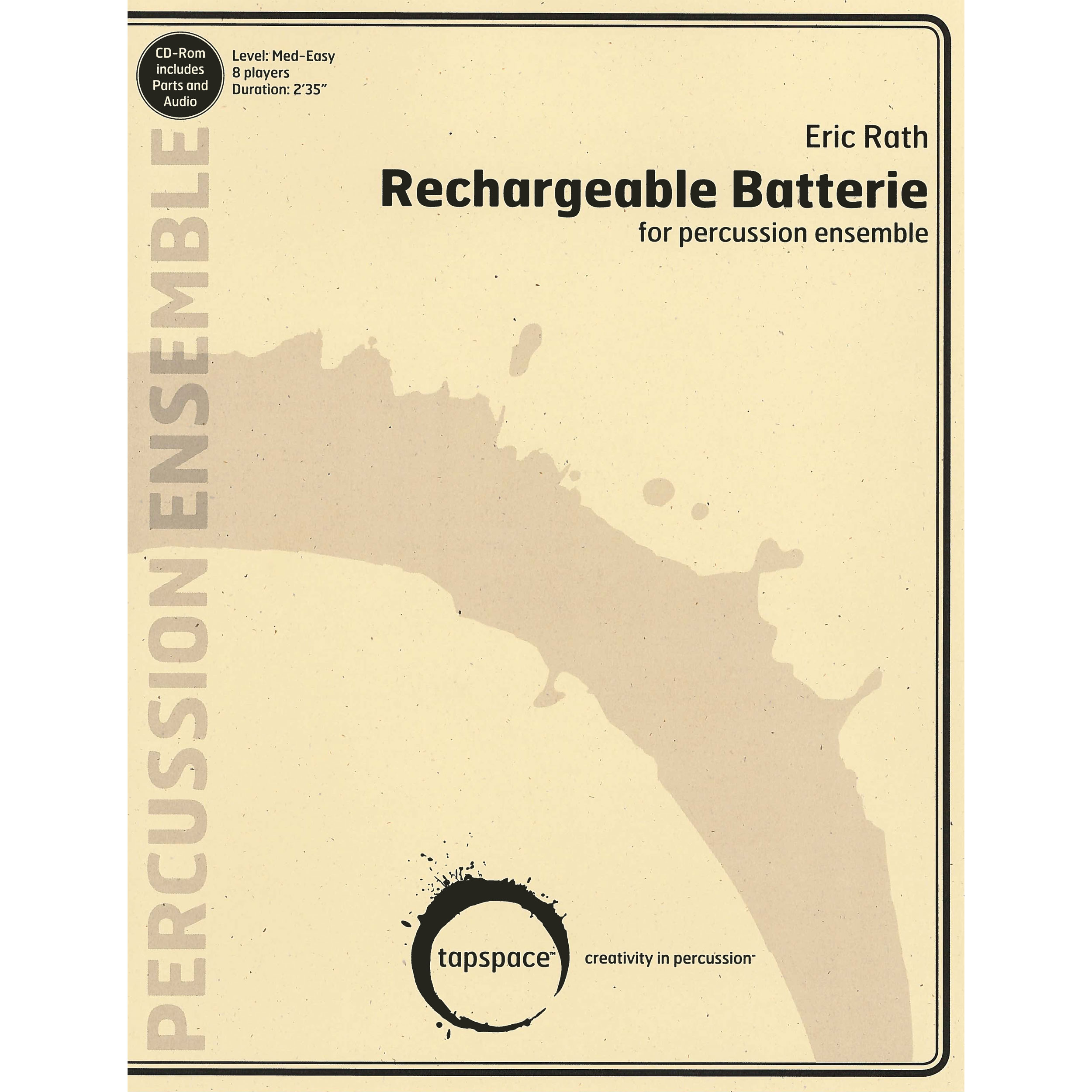 Rechargeable Batterie by Eric Rath