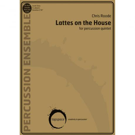 Lattes on the House by Chris Roode