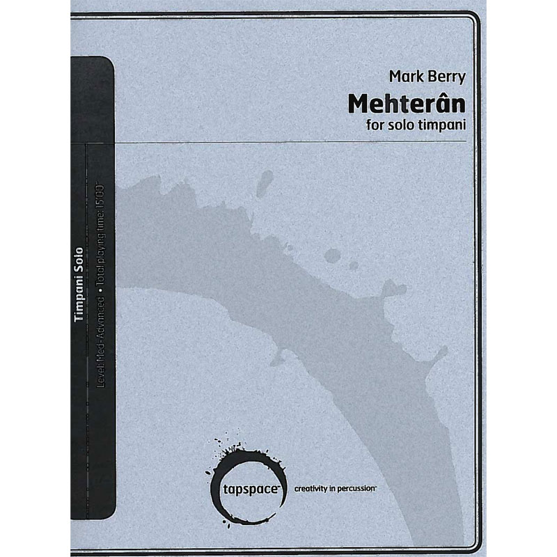 Mehteran by Mark Berry