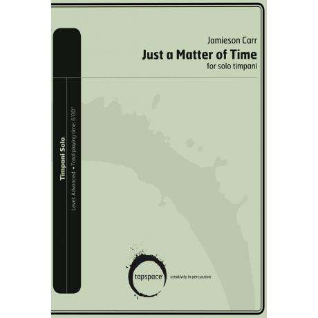 Just a Matter of Time by Jamieson Carr