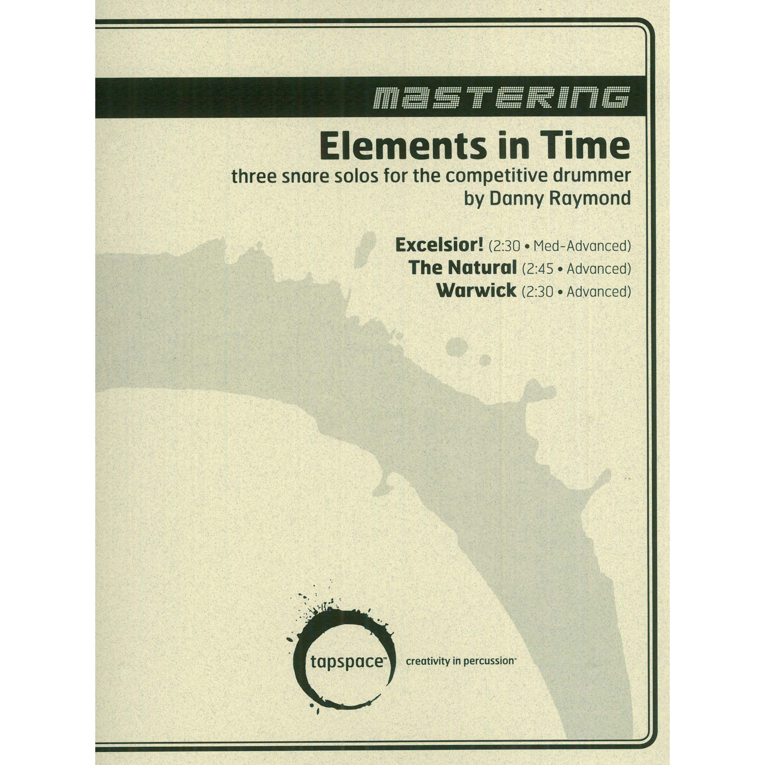 Elements in Time - MASTERING by Danny Raymond