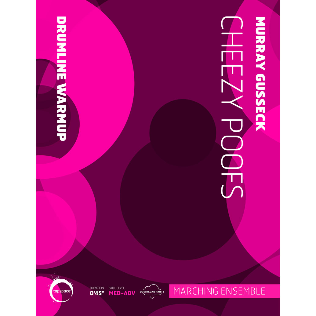 Cheezy Poofs by Murray Gusseck
