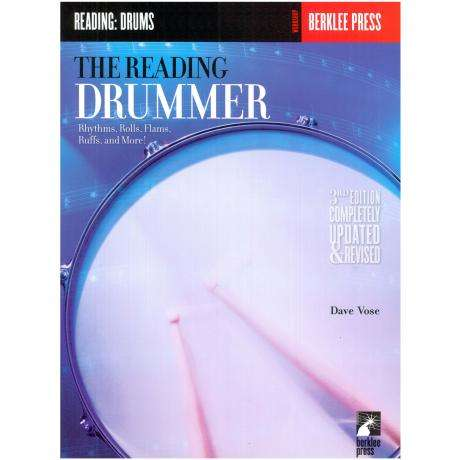 The Reading Drummer by Dave Vose