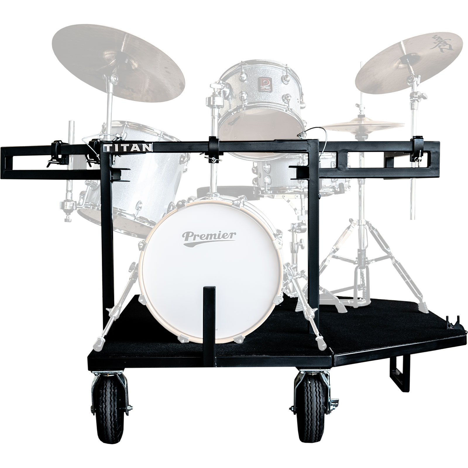 Titan Fold Away Drum Set Frame