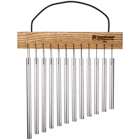 TreeWorks 12-Bar Handheld Wind Chimes (Mark Tree)