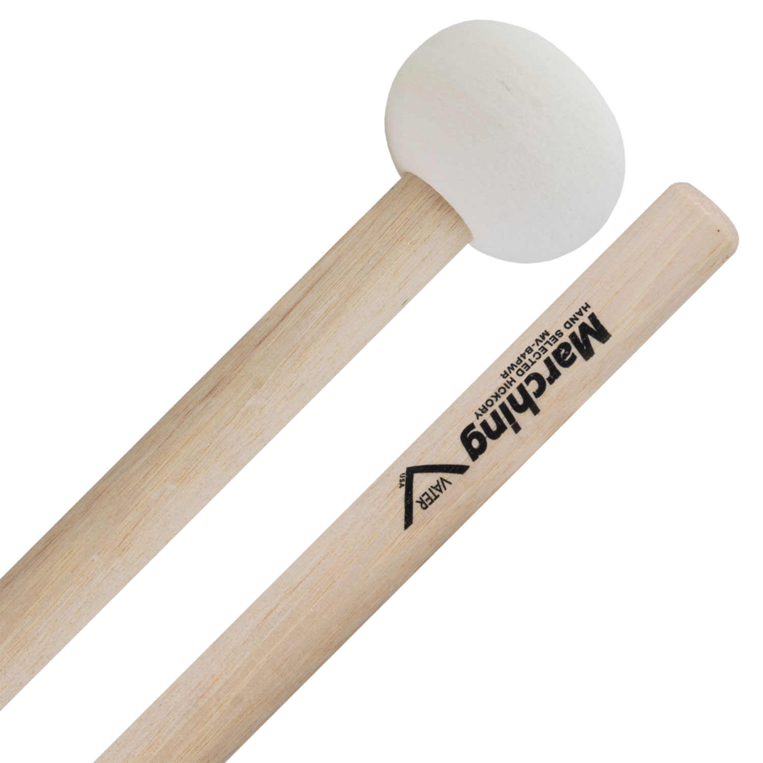 Vater MV-B4PWR Large Power Marching Bass Mallets