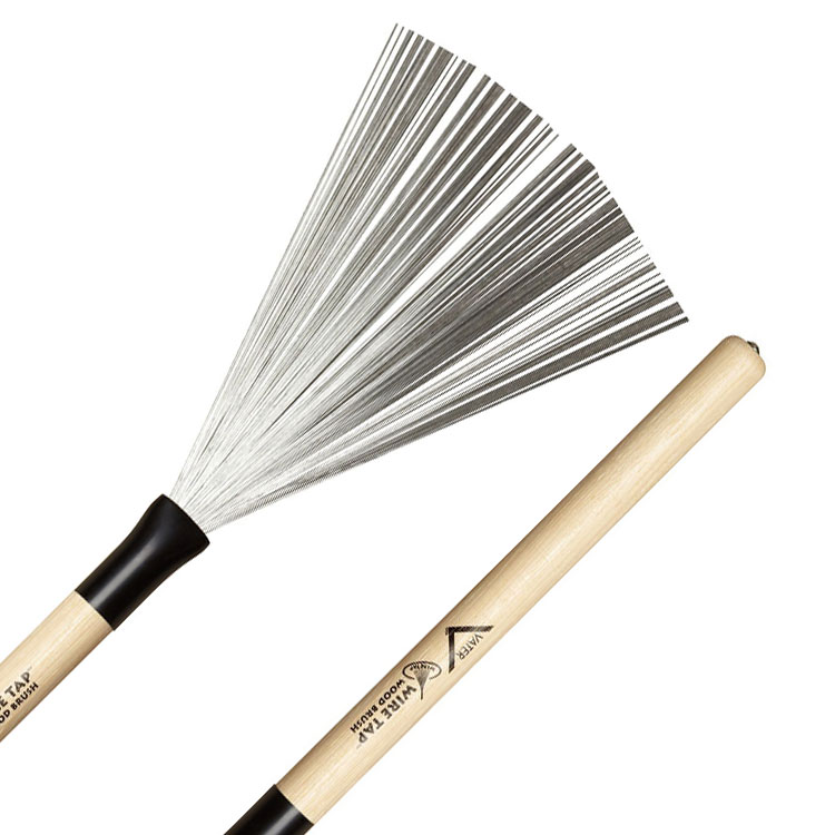 Vater Wooden Handle Wire Brushes