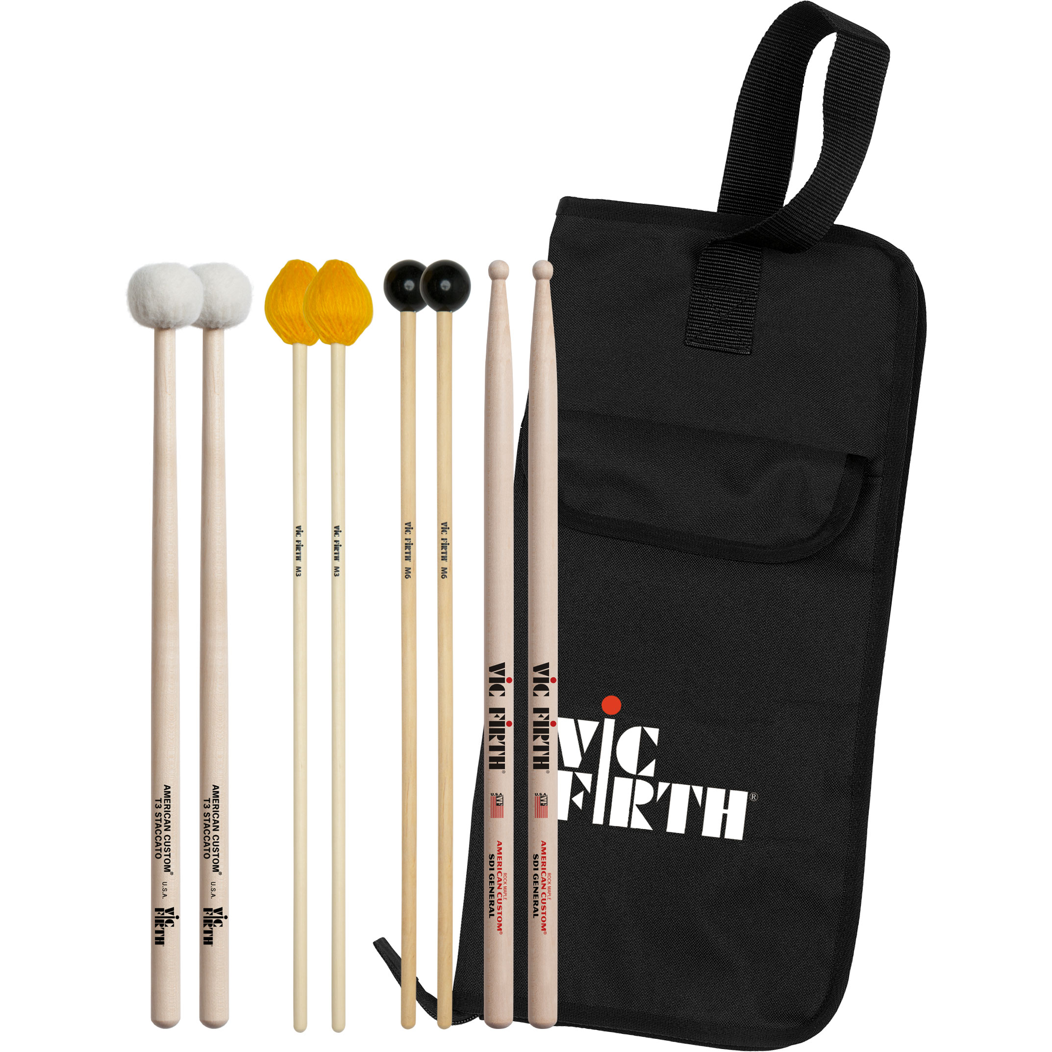 Vic Firth EP2A Intermediate Education Pack