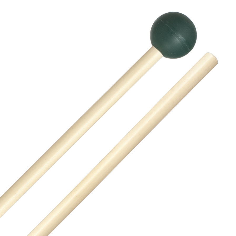 Vic Firth Orchestral Series Medium Rubber Xylophone Mallets